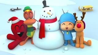 Pocoyo Jingle Bells:  Christmas Song - Kids - Carol