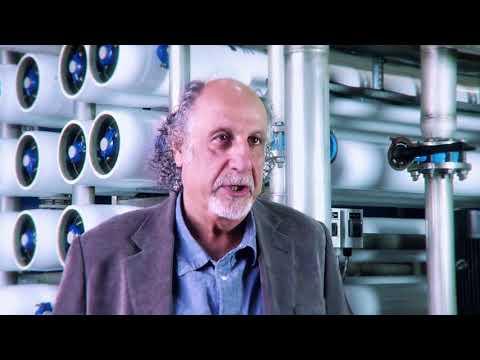 Brackish water reverse osmosis desalination