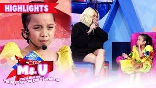 Gambar cover Vice Ganda gets amazed by Mini Miss U candidate's poem   It's Showtime Mini Miss U