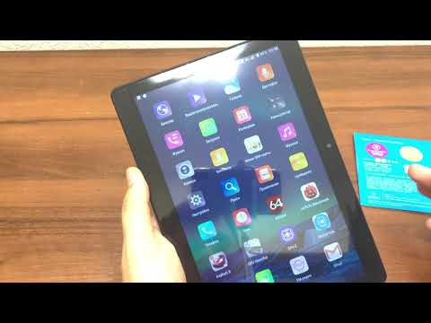Обзор Galaxy Tab SC1013 4G  2/32 2 СИМ GPS