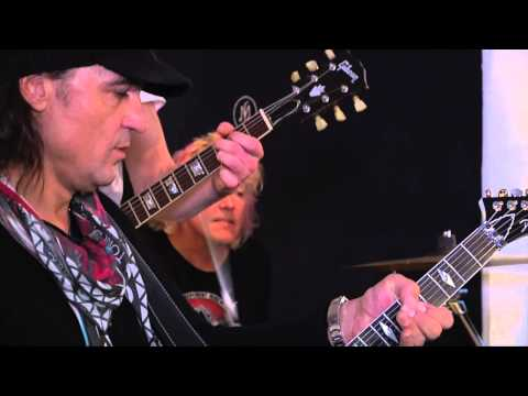 Lem Motlow feat. Matthias Jabs @ Bad Boys