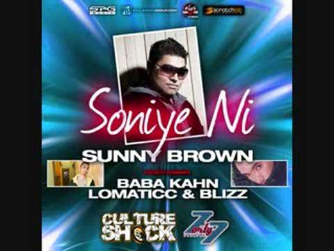 Soniye Ni-Sunny Brown