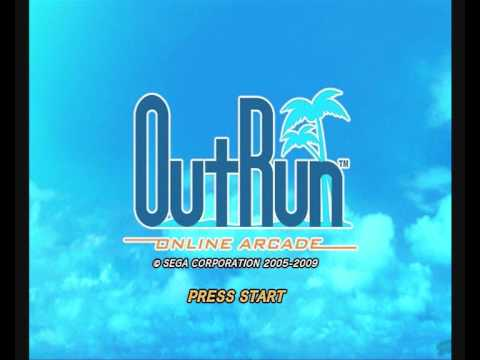 OutRun Online Arcade - Magical Sound Shower