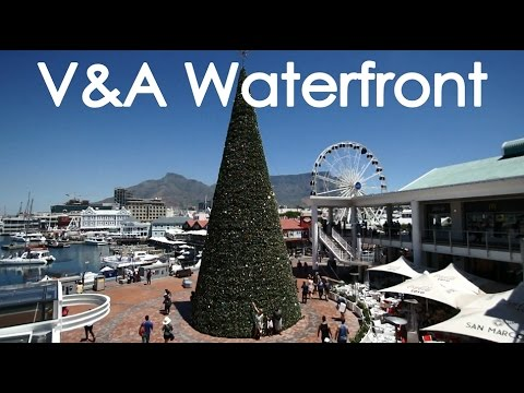 Episode 1: The Victoria & Alfred Waterfront - Cape Town, South Africa