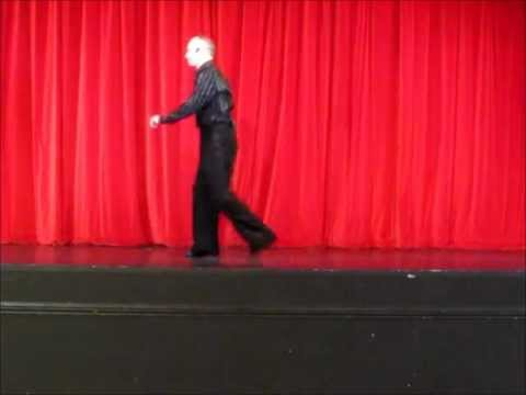 Imelda's way linedance Teach & Demo by Adrian Churm