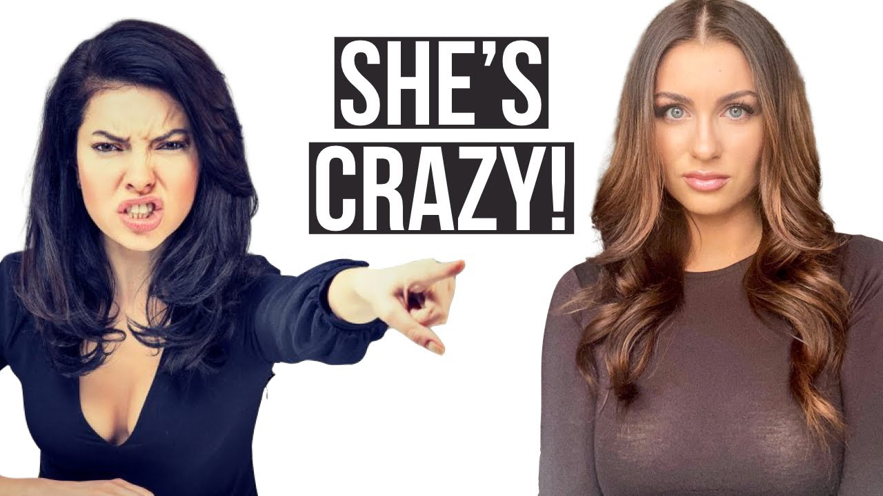 6 Signs That She's Crazy (DO NOT DATE THIS GIRL!) | Courtney Ryan