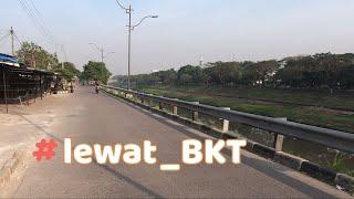 LEWAT KANAL BANJIR TIMUR ( KBT ) / BANJIR KANAL TIMUR ( BKT )...