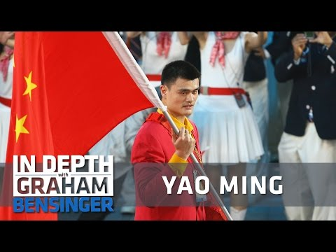 Yao Ming: China touched the world at '08 Olympics