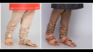 Gathering Pant Cutting Very Simple & Easy Method - Tamil Part 1