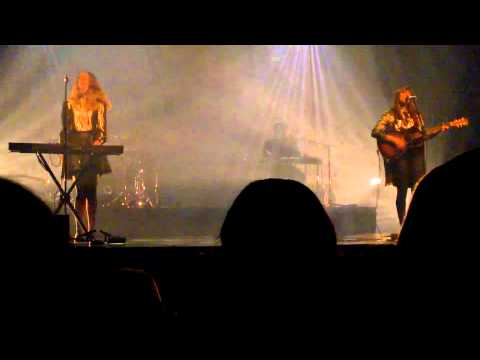 First Aid Kit - In the Hearts of Men - Savoy Theater, Helsinki Dec 10, 2014