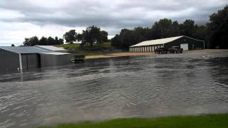Marion KS CC flooding 7/29/13