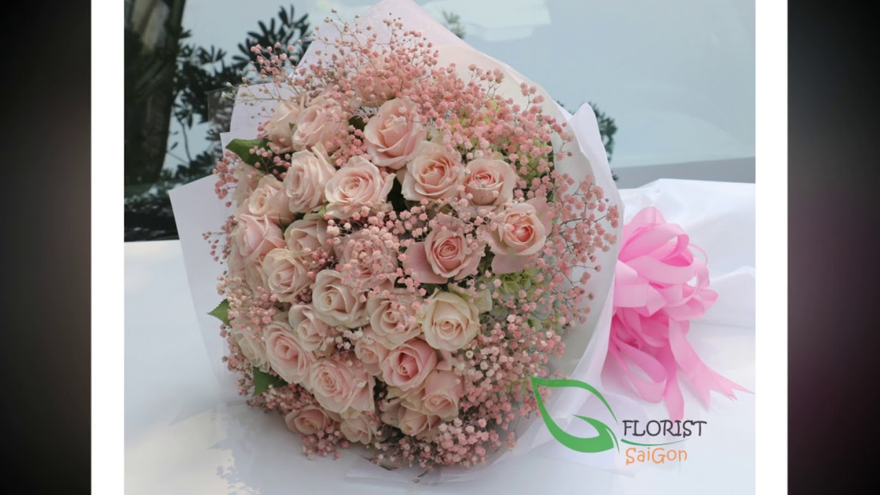 Best Flowers For Vietnamese Womens Day In Saigon Youtube