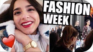 ERSTES MAL auf der BERLINER  FASHION WEEK - Vlog #16 | Sanny Kaur