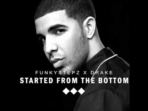 Drake-Started From The Bottom (audio...