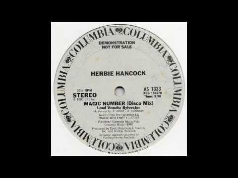 Herbie Hancock - Magic Number (Disco Mix) [Columbia, 1981]