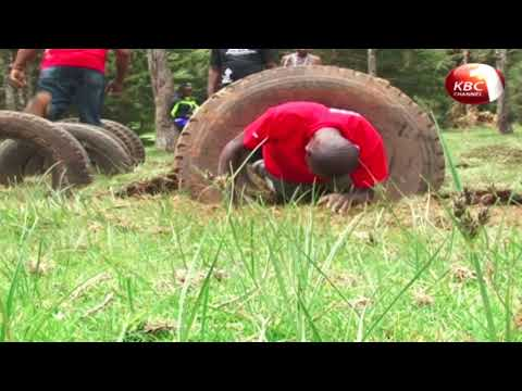 Kenyans came out in large numbers for this year's Forest Challenge event