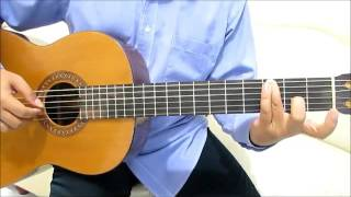 "Celine Dion My Heart Will Go On Guitar Lesson for Beginner (Intro) ""Fingerstyle"" No Capo"