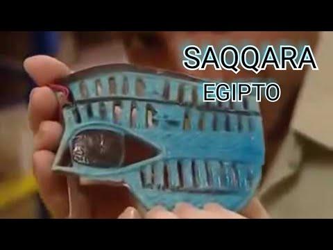 EL TESORO ESCONDIDO DE SAQQARA EN EGIPTO DOCUMENTAL
