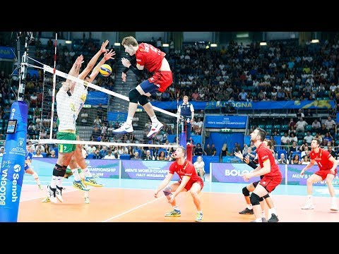 Top 15 Plays | Incredible Rally | FIVB Mens WCH 2018
