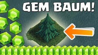 MEGA GEM BAUM! || CLASH OF CLANS || Let