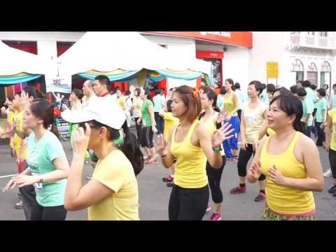 Malaysia 1st Zumba Competition & Fun Party~3