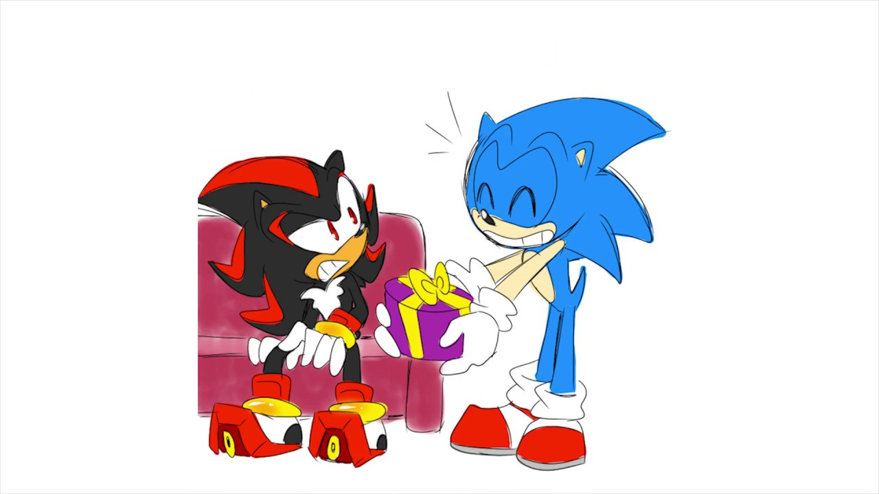 Funny Sonic And Shadow Comics Youtube