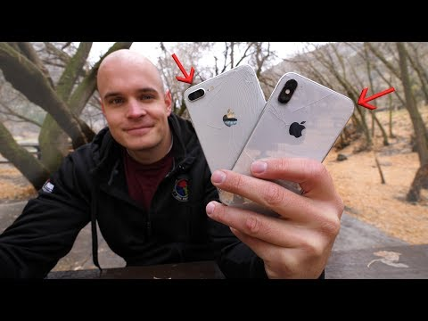 Download Youtube: iPhone X DROP TEST - The most Expensive glass ever on a smartphone!!