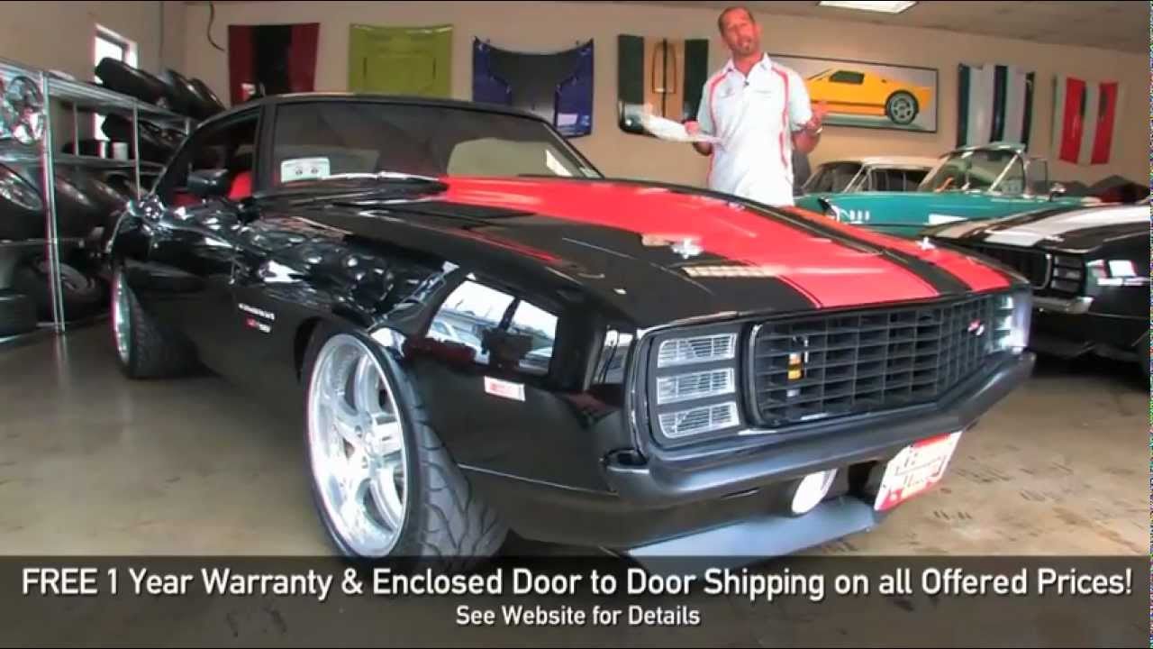 1969 Chevrolet Camaro RS SS for sale with test drive, driving sounds, and  walk through video