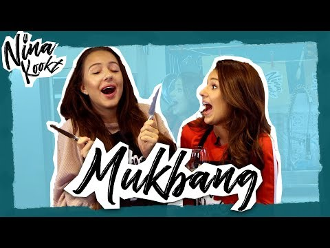 EXTRA: MUKBANG MET SOPHIE MILZINK  | Nina Warink Kookt! - CONCENTRATE VELVET