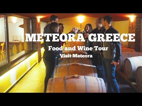 Meteora Greece Food and Wine Tour