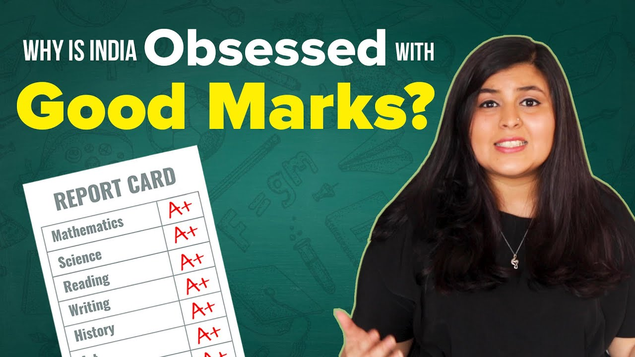 Why Is India Obsessed With Good Marks? | BuzzFeed India