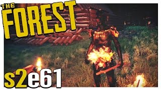 UPDATE! NEW FIRE MUTANT, IMPROVED GARDEN & ROCK WALLS | The Forest Gameplay S2E61 (Alpha v0.26)