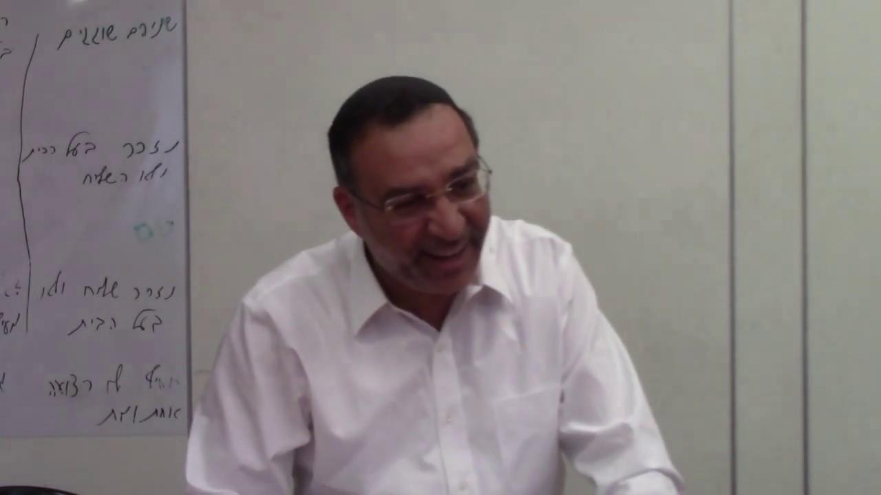ניחום אבלים - צורבא מרבנן - הרב בן ציון אלגאזי