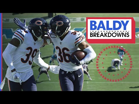 The Bears Defense CAME TO PLAY | Baldy Breakdowns