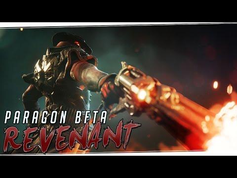 REVENANT | El mejor héroe de la historia de Paragon!!