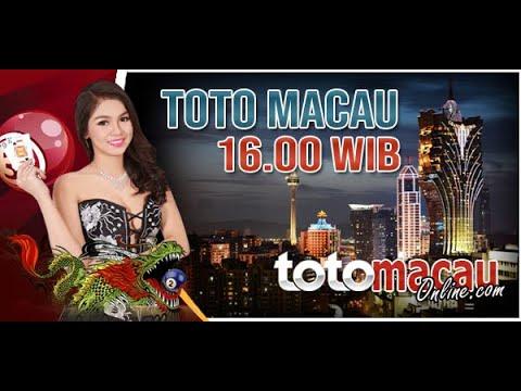 Prediksi Toto Macau Rabu 28 Oktober 2021 JAM 16.00 WIB