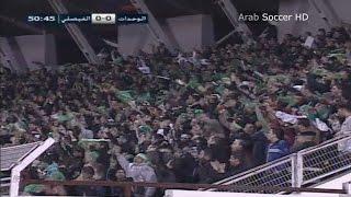 أهداف مباراة الوحدات 2-0 الفيصلي | دوري المناصير الأردني
