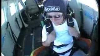 Daniela Tandem Skydiving Paradive