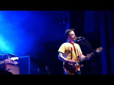 """Modest Mouse """" Lampshades On Fire """"   October 4, 2017  ,  Express Live , Columbus Ohio"""