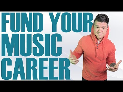 How To Fund Your Music Career | Where To Start