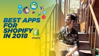 Best Shopify Apps For 2018 | Shopify in India / Hindi | Earn Money Online | Chirag Sharma