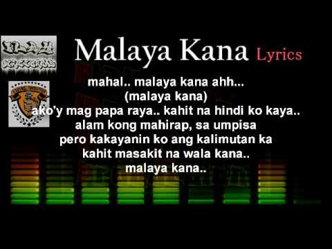 Malaya kana - (Official Lyrics Video)
