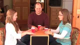 How to play your first cup drumming rhythm: a lesson for beginners
