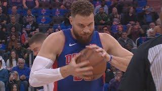 Blake Griffin Returns 27 Pts Game 3 vs Bucks! 2019 NBA Playoffs