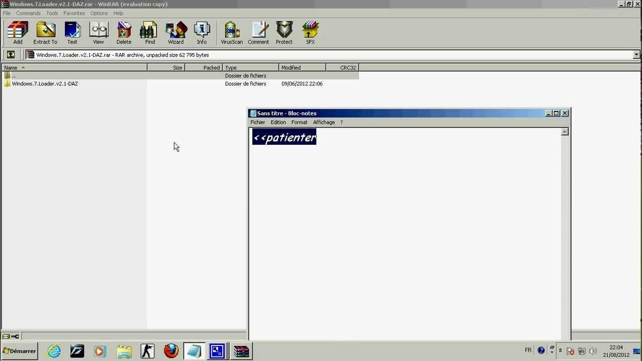 code dactivation de windows 7 edition intégrale gratuit