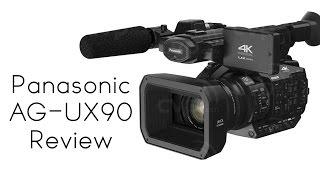 In this video i review the panasonic ag-ux90 camera from panasonic. you can view a sample of footage here (https://youtu.be/o3oye3_3hw4) ...
