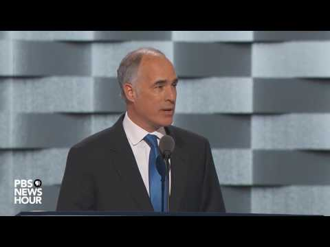 Watch Sen. Bob Casey's full speech at the 2016 Democratic National Convention