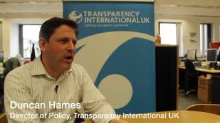 Duncan Hames - Why I'm joining the fight against corruption