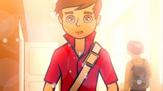 Анимационный клип Робин Вуд