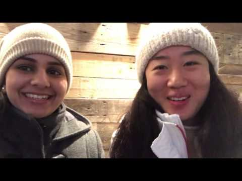 Study Abroad | UCL | February: Copenhagen Vlog